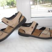 Продам кожаные сандалии Josef Seibel 45 р.