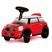 Толокар 'Mini Cooper' Geoby zw450 Китай красный 1217754