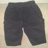 Вільветові штани Coco 6м ідеал.стан