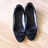 Туфли (мокасины) балетки hogl р.37,5