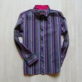 Шикарная яркая рубашка для мальчика. Next. Размер 6 лет. Состояние: новой вещи