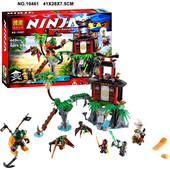 Конструктор Bela Ninja 10448