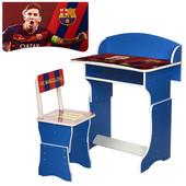 Детская парта 301-25 (FC Barcelona), Bambi