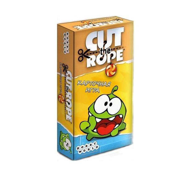 Настольная игра cut the rope фото №1