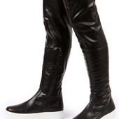 Новинка! женские кожаные сапоги/ботфорты деми/зима Модель : Ф 097-0102