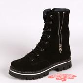Новинка! женские кожаные ботинки деми/зима Модель : Ф 0112-0114