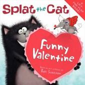 Splat the Cat Книги на английском языке Кіт на ім'я Сплет