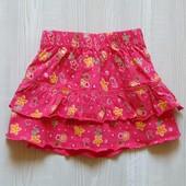 Яркая юбка для девочки. Baby Girl. Размер 1.5 года. Состояние: идеальное