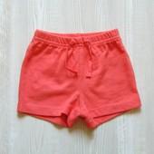 Яркие трикотажные шорты для маленькой принцессы. Gap. Размер 3-6 месяцев. Состояние: отличное