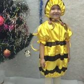 Карнавальный костюм Пчелка №1