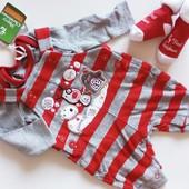 Новый костюмчик TU для новорожденных