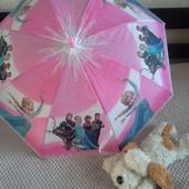 Зонтик детский Холодное сердце.