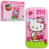 """Детский надувной матрас """"Hello Kitty"""": 88х157х18см (Intex 48775)"""