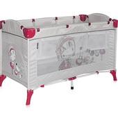 Манеж кровать Бертони Арена 2 яруса детский Bertoni Lorelli Arena 2 layer