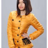 Новинки!!! Молодежная курточка на кнопках-пуговицах 5 цветов