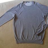 мужской свитер кофта Zara M