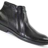 Мужские ботинки Натуральная кожа Mida