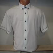 Мужская рубашка с коротким рукавом Palmen, Турция.