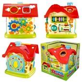 Развивающая детская игрушка  M 0001 U / R