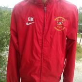 Фірмова оригінал спортивная курточка ветровка  вітровка курточка Nike.S.
