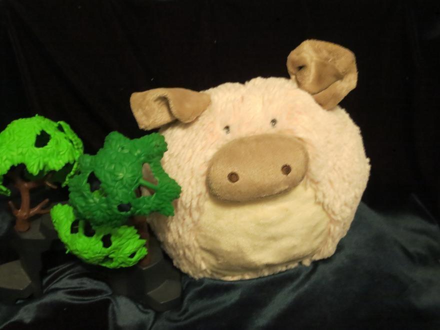 Свинка.свинья.поросенок.хрюша.свиня.мягкие игрушки.мягка іграшка.jellycat фото №1