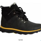 Мужские зимние ботинки Натуральная кожа!