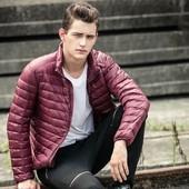 Качественная мужская куртка, утиный пух