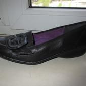 Продам кожаные балетки Ara 38 р.
