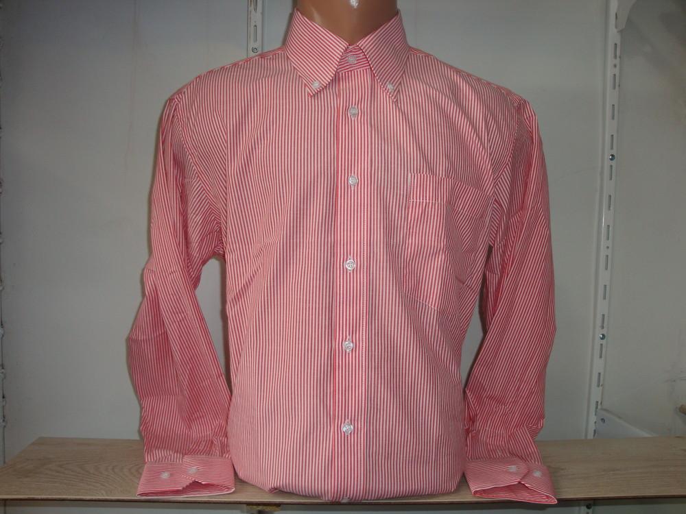 Распродажа мужской рубашки с длинным рукавом Secolo. 15 видов фото №1
