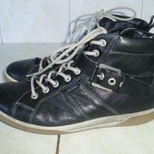Ecco кожаные ботинки (38)