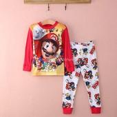 Пижамка на мальчика Super Mario