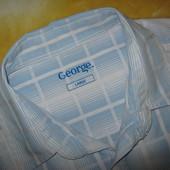 Рубашка розмір L 46-48 Бренд: George