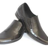 Мужские классические туфли, натуральная кожа