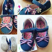 Балетки Bobbi shoes. Германия. Состояние идеальное. Размер 21