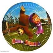 Декор для детского праздника Маша и Медведь