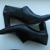Туфли кожаные женские размер 5 (наш 38) Paul Green