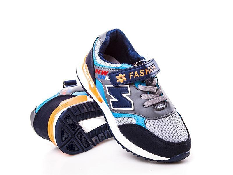 Качественные кроссовки для мальчика бренда gfb, (р. 36 - 21,5 см), код 338 фото №1