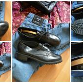 Женские туфли -дерби New Look р-р 41