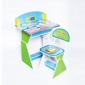 Парта + стул E2017  Веселой учебы