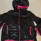 Модная куртка США на девочку 10-12 лет демисезонная