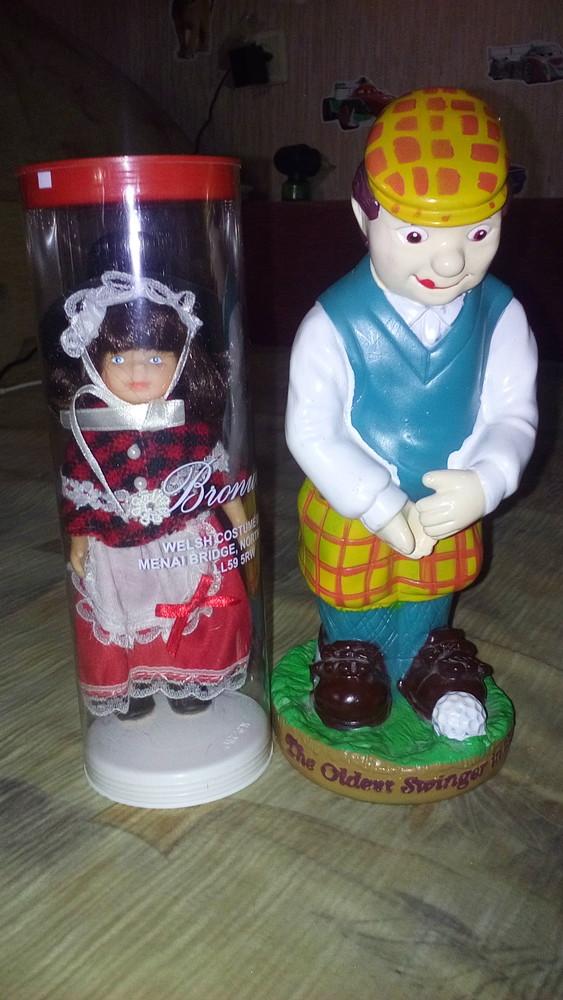 Кукла bronwen резиновая фото №1
