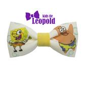 Бабочка -галстук с принтом SpongeBob (Спанч Боб)