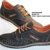 Туфли кожаные мужские, украинского производства