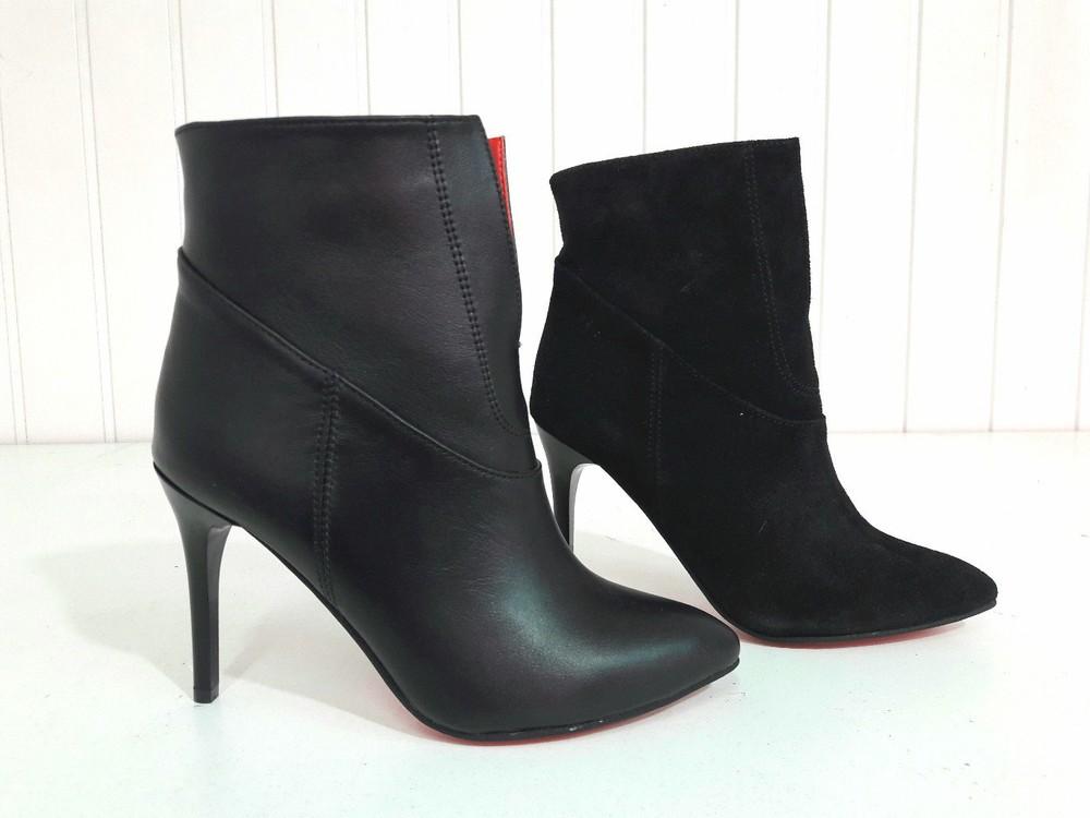 Стильные ботинки Натуралки фото №1