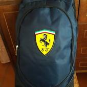 Удобный ортопидический рюкзак для мальчика