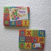 Фомовые пазлы Украинский алфавит