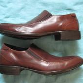Carlo Picolli (49, 31,5 см) кожаные туфли мужские Италия