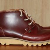 кожаные ботинки Kickers 46