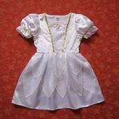Продаю! 2-3 года Карнавальное платье Звездочка, Снежинка, б/у. Хорошее состояние, без пятен. Зашито