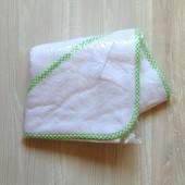 Новое полотенце с уголком для малыша. Шикарное качество